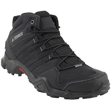 Chaussures Randonnée Adidas Terrex Ax2r Mid Gtx