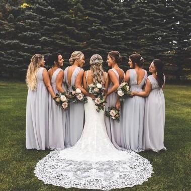 Bridesmaids wedding photo ideas -fall bridesmaid dresses and colors Brautjungfern, die Fotoideen wedding sind – fallen Brautjungfernkleider und
