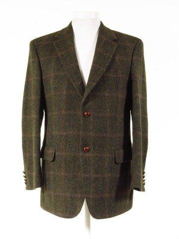 Buy Quality Classic Men S Vintage Clothing Retro Second Hand Designer Clothes Suits Blazers Tweed Jacket Harris Tweed Jacket Vintage Clothing Men Jackets