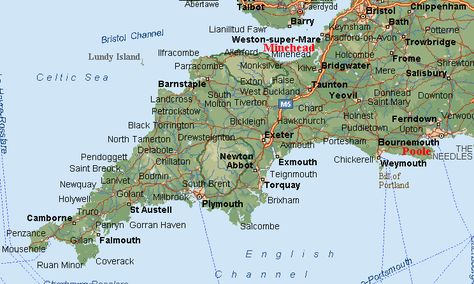 Map Of England Google.Map Of South And Southwest Coast England Google Search Futures