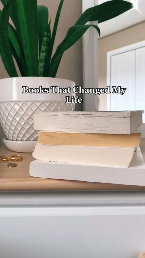 Books that helped change my life! #books #spiritualbooks #changelife #reading