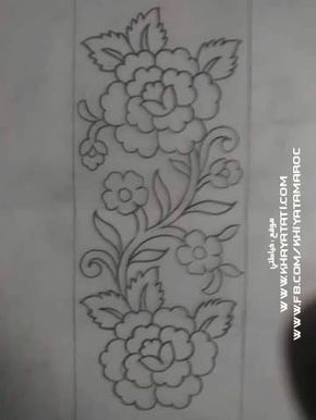 10 Beauteous Finished Sewing Embroidery Designs At Home Ideas Sewing Embroidery Designs Border Embroidery Designs Hand Embroidery Designs