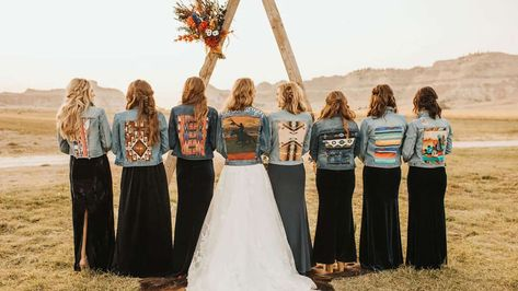 """Revamp"" Your Bridal Party With Denim - COWGIRL Magazine"