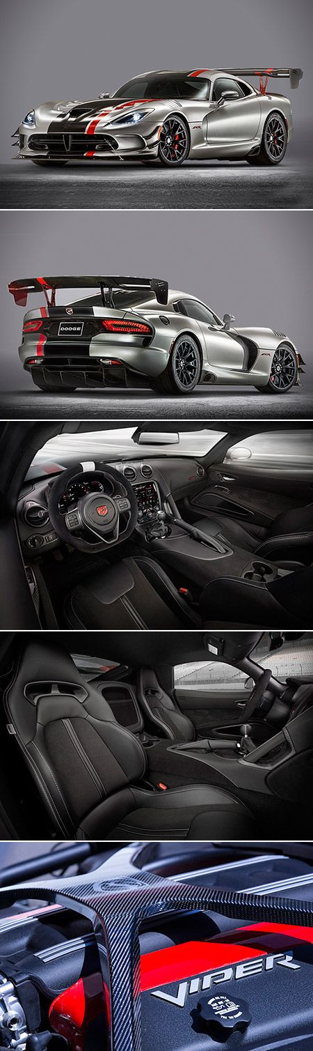 Dodge Viper ACR | Lucky Auto Body in Beaverton, OR is an auto body repair shop committed to providing customers with the level of servic & quality of repair they expect & deserve! Call (503) 646-9016 or visit www.luckyautobodybeaverton.com for more info!