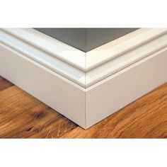 Fußleisten Weiß Holz logoclic sockelleiste weiß boden interiors and bedrooms