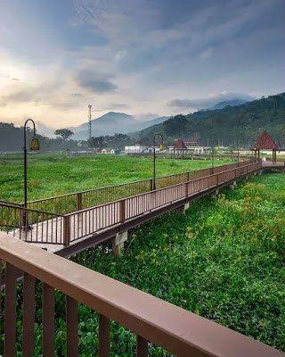 Bukit Cinta Rawa Pening Di 2020 Pemandangan Semarang Taman