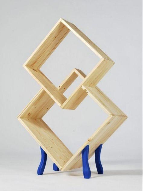 Rak Buku IKEA, Desain Simpel dan Menawan   Rak