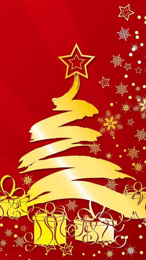 iPhone 5 Christmas Wallpaper