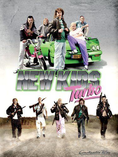 New Kids Turbo Kids Turbo Lustig Poster Filme