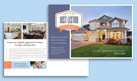 40 best Real Estate Marketing images on Pinterest Flyer template - home for sale template