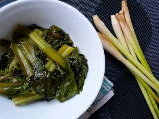 Acelgas Cocidas Con Lemongrass