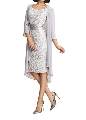 La Marie Braut Damen Modern Spitze Brautmutterkleider Abe Https Www Amazon De Dp B0749dbh1b Ref Cm Sw R Pi Dp U X 8tf Aby Kleider Mutter Kleider Etuikleid