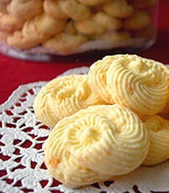Resep Kue Semprit Keju Kue Kering Dasar Yang Mudah Resepkoki Co Kue Kering Resep Kue Kue