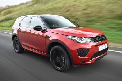 Land Rover Discovery Sport 2017 Facelift Review Land Rover Discovery Sport Land Rover Land Rover Discovery