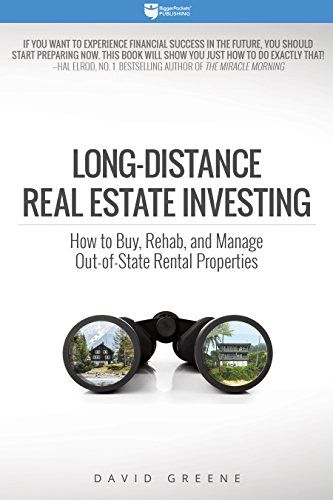 Pdf Long Distance Real Estate Investing How To Buy Rehab And
