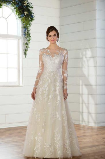 Homepage Dev Vows Bridal Modest Wedding Dresses With Sleeves Modest Bridal Gowns Modest Wedding Dresses