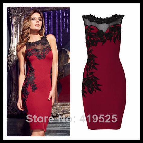 Red dress usa direct