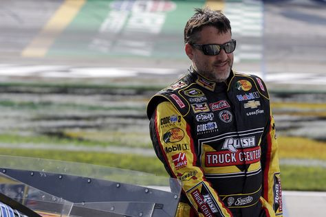 RACE ADVANCE: Tony Stewart | Cheez-It 355k at Watkins Glen International | #StandWithSmoke