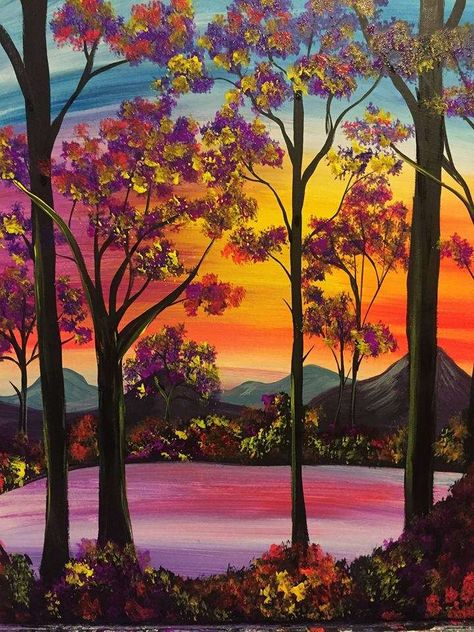 Painting Parties & Classes in Fort Collins - Paint & Sip Events - Shimmering Sunset Shimmering Sunset Shimmering Sunset Welcome to our website, We hope you are satis -