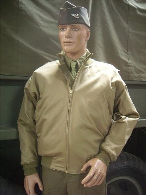 Jacket, Combat, Winter (Second model tanker, with Hidden Pockets)