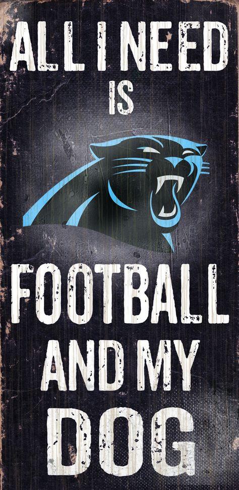 Carolina Panthers Football Team
