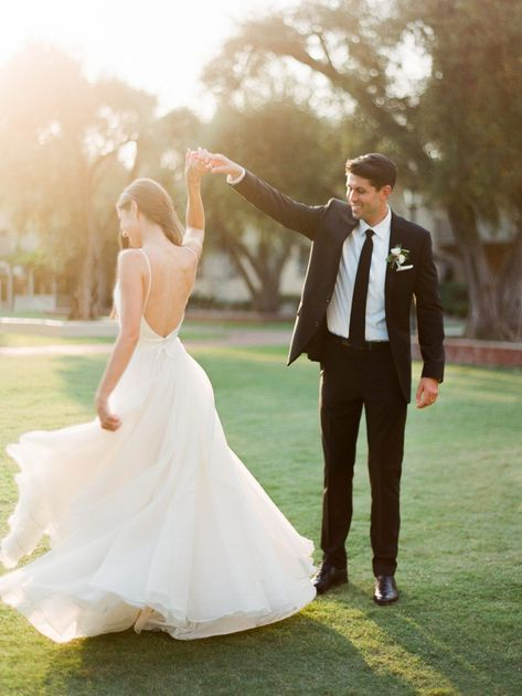 Stunning California Wedding With Wonderful Warmth - Once Wed