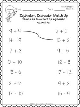 Engageny Extra Practice Grade 1 Module 2 Topics B D Lessons 12 29