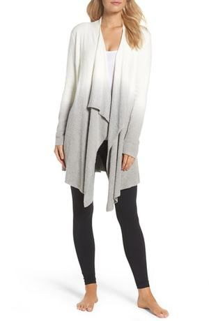 Barefoot Dreams r) CozyChic Lite(R) Calypso Wrap Cardigan