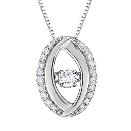 0.53CTW DIAMOND FASHION PENDANT