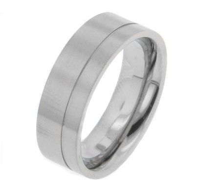 c18a5152ae144 Triton Men's 7.0mm Comfort Fit Titanium Wedding Band | Products ...