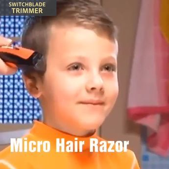 Switchblade Hair Trimmer Hair Cutter Beard Trimming Hair Styles
