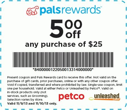 petco coupons printable june 2019