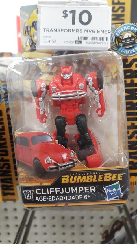 Bumblebee MOC G1 Walmart Reissue Transformers NEW Sealed