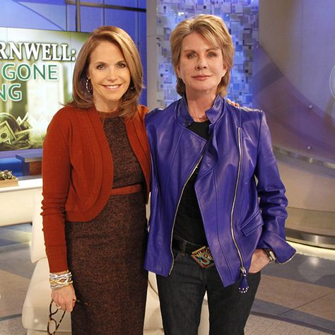 Patricia Cornwell joins today in her first interview since the trial that almost cost her her empire