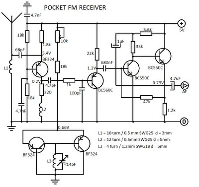 13 best radio circuits images on pinterest electronic circuit rh pinterest co uk Simple Electronic Circuits Power Amplifier Circuit Diagram