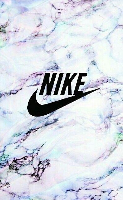 Image Imprimer Marbre Et Le Signe Nike En Noir En