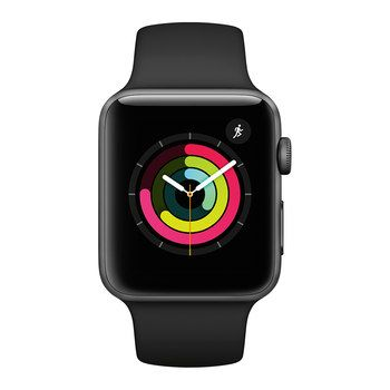 Apple Watch Series 3 Gps 42mm Space Gray Aluminum Case With