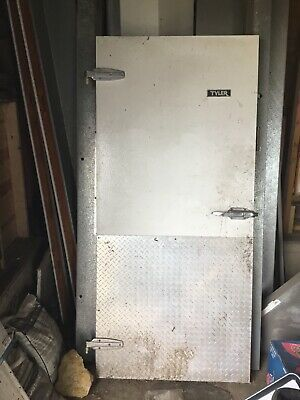 Ad Ebay Url Walk In Cooler Freezer Used 10 Tall Tyler Brand With Images Top Freezer Refrigerator Polyurethane Foam Freezer
