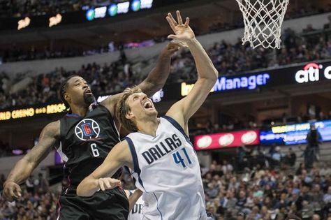 Los Angeles Clippers Vs Dallas Mavericks 12 23 16 Nba