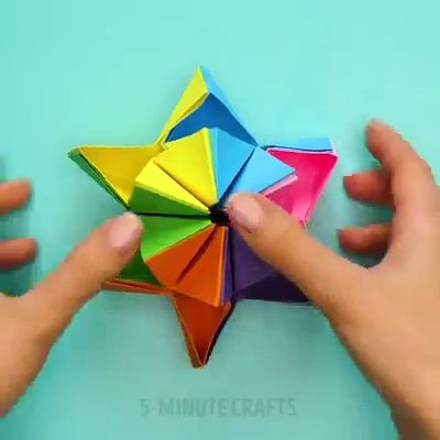 Amazing Paper Craft ideas just for fun  video copy right from 5 minute crafts