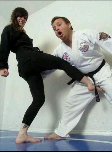taekwondo pentru pierderea în greutate)