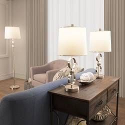 Floor And Table Lamp Set With Images Floor Lamp Table Lavish