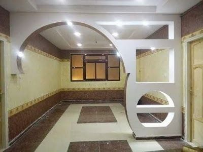 Latest Pop Arches Designs For Living Rooms Pop Design For Hall Walls 2019 Wall Design Tv Wall Design Home Building Design