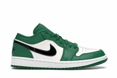 Nike Mens Air Jordan 1 Low Pine Green In 2020 Nike Air Force Sneaker Jordan 1 Low Air Jordans