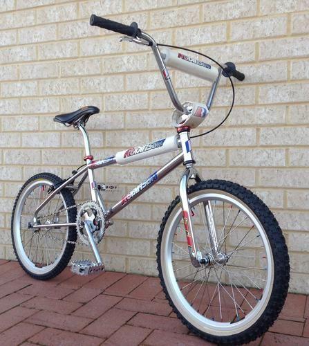 1990 Robinson Pro Team Model Xl Vintage Bmx Bikes Bmx Bicycle Bmx Bikes