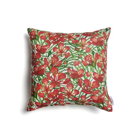"""Tabachin Pillow 100% Belgian Linen 20"""" x 20"""" (50x50cm) Invisible Zip - Available to the trade or through our stockist!"""