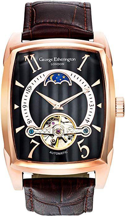 selezione premium 33665 345f6 Orologio Automatico George Etherington Farringdon Uomo ...