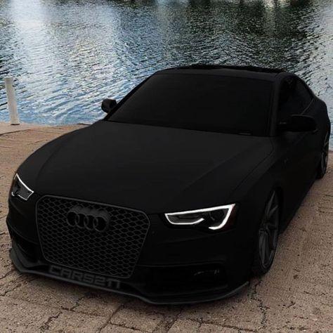 Lifestyle on Luxury Lifestyle on Audi black cars. This luxury.Luxury Lifestyle on Audi black cars. This luxury. Luxury Sports Cars, Top Luxury Cars, Cool Sports Cars, Sport Cars, Bmw Sport, Exotic Sports Cars, Sport Bikes, Carros Audi, Carros Lamborghini