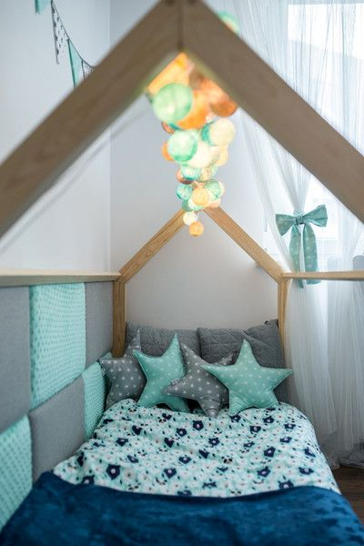 Kinderbett Hausbett 140x200 Cm Etsy Kinder Bett Kinderbett Bett Ideen