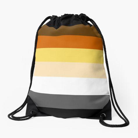 Royal Lion Khaki Messenger Bag Gay Pride Flag Rainbow Lips